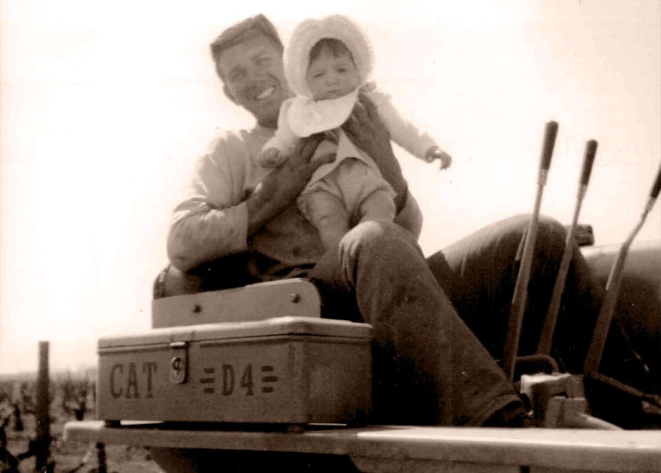 Frank & Cheryl Emmolo 1954